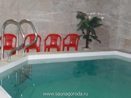 Сауна в Нижнем парке Салтыкова-Щедрина 1 Липецк