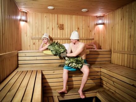 Общественная баня на Теперика Теперика, 7а, г. Липецк