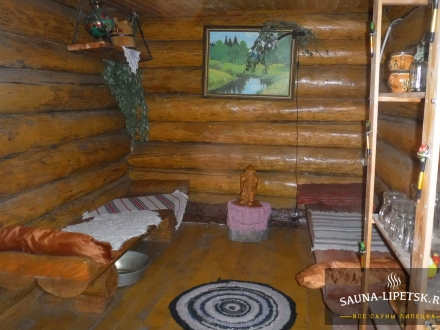Баня «Русский сруб» ул Баумана, 299Е Липецк