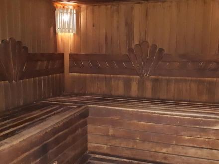 Услуга сауны и бани в отеле город Липецк