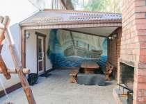 Коттедж сауна «Банная усадьба» Зал Русский фото