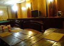 Сауна «Золотая рыбка» Большой зал