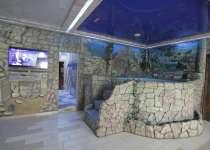 Баня Ермак Большая зал фото