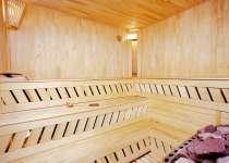 Банный комплекс «Невские бани» зал Знойный Сафари