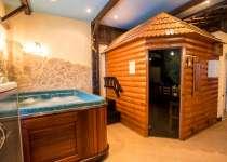 Сауна баня «Марафон» зал в немецком стиле