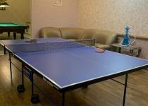 Сауна Эйфория второй этаж два зала тенисный и бильярдный фото