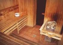 Сауна на Верхней Малый зал фото
