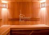 Дровяная баня «Лебедь» фото