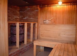Сауна Липецк с теплым бассейном фото цены