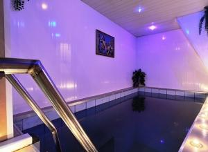 Сауна Липецк с теплым бассейном недорого