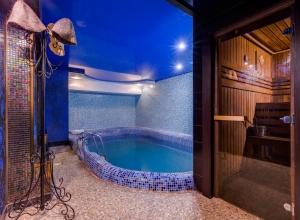 Баня Липецк с бассейном недорого, купить баню под ключ в Липецке