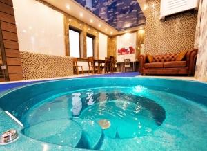 Баня в Липецке с бассейном теплым цены, баня на красной Липецк