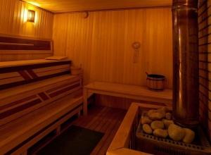 Баня тропикс Липецк, баня на базарной Липецк